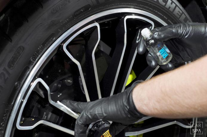 Porsche 918 Spyder, CarSPA, detailing, powłoki ochronne, powłoki ceramiczne, hydrofobizacja szyb, powłoki ochronne, carwash, korekta lakieru, zabezpieczenie samochodu, stylizacja foliami,