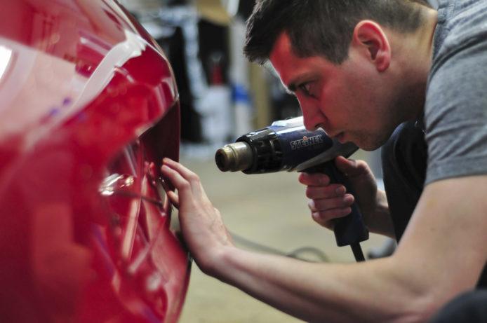 991.2 Turbo, CarSPA, detailing, hydrofobizacja szyb, powłoki ochronne, carwash, korekta lakieru, zabezpieczenie samochodu, stylizacja foliami